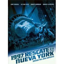 1997 Rescate en Nueva York - BD