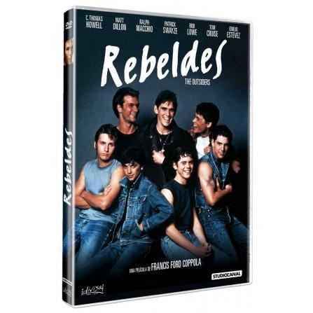 Rebeldes - BD