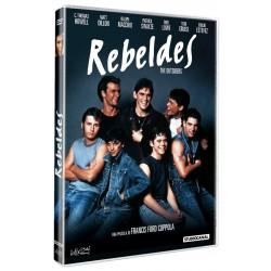 REBELDES DIVISA - DVD