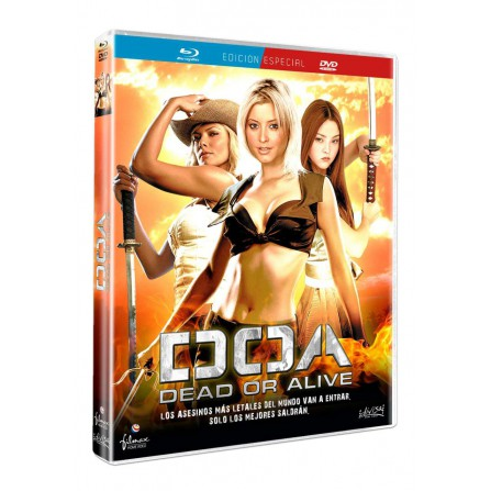 DOA - Dead or Alive (Combo) - BD
