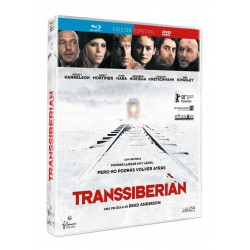 Transsiberian (Combo) - BD