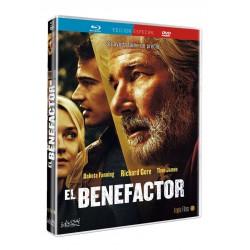 BENEFACTOR,EL+DVD - BD