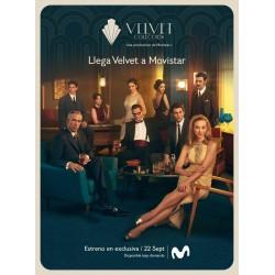 VELVET COLECCION 1ªTemporada (4 DVD) - DVD