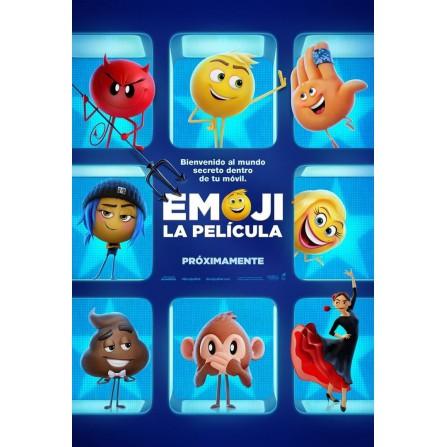 Emoji: La película - DVD