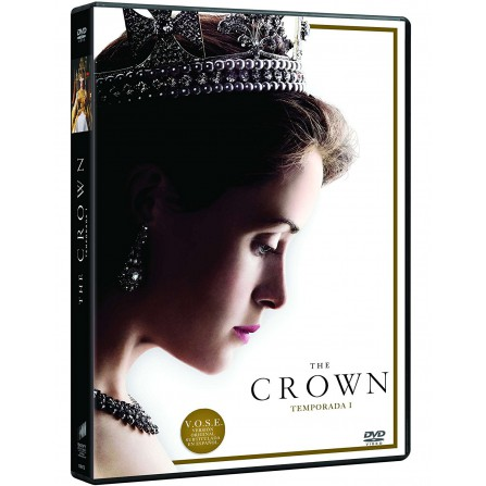 The Crown  (1ª temporada) (VOSE) - DVD