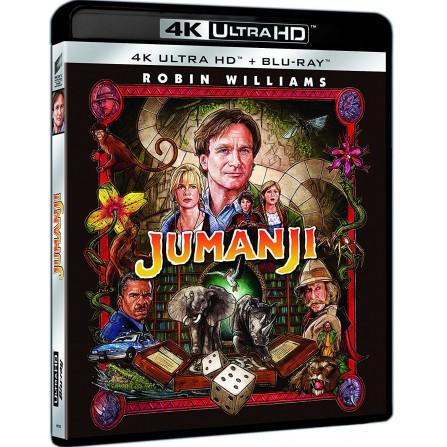 Jumanji (1995) (uhd)