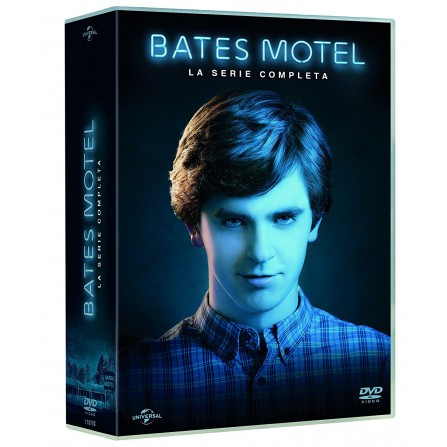 Bates Motel (1ª - 5ª temporada) - DVD