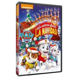 Paw Patrol 12: Los cachorros salvan la Navidad - DVD