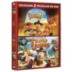 Tadeo Jones (1+2) - DVD