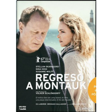 REGRESO A MONTAUK CAMEO - DVD
