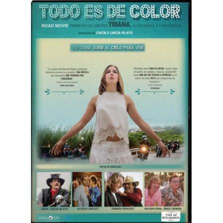Todo es de color - DVD