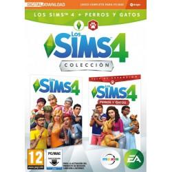 Los Sims 4 + Sims perros y gatos - PC