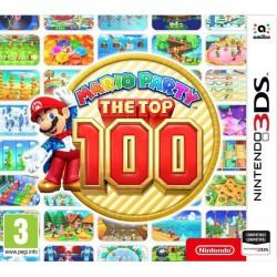 Mario Party Top 100 - 3DS