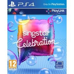Singstar Cellebration (Playlink) - PS4