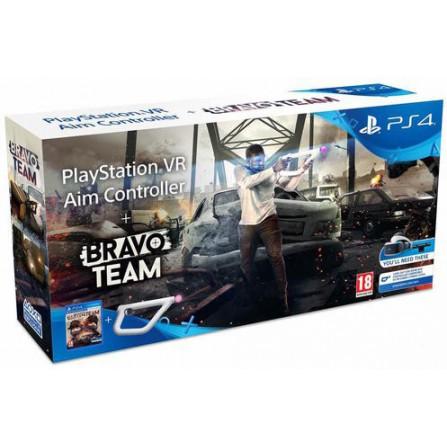 Bravo Team + Aim Controller (VR) - PS4