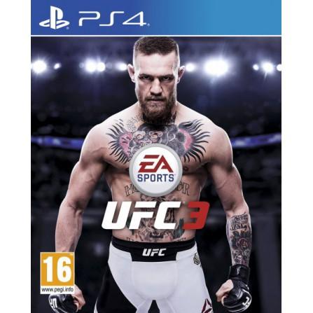 EA Sports UFC 3 - PS4