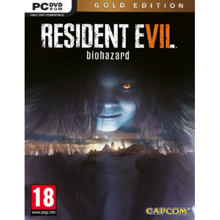Resident Evil VII Biohazard Gold Edition - PC