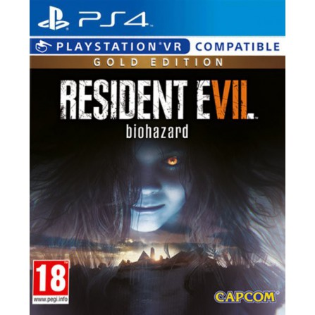 Resident Evil VII Biohazard Gold Edition - PS4