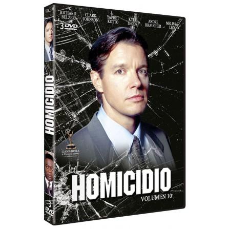 HOMICIDIO VOLUMEN 10 LLAMENTOL - DVD