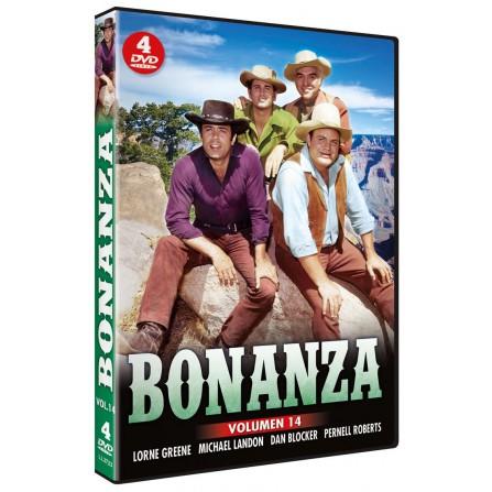 Bonanza - Volumen 14 - DVD