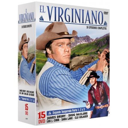 El Virginiano - 2ª Temporada - DVD