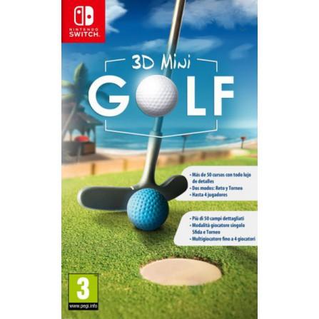 3D Mini Golf - SWI