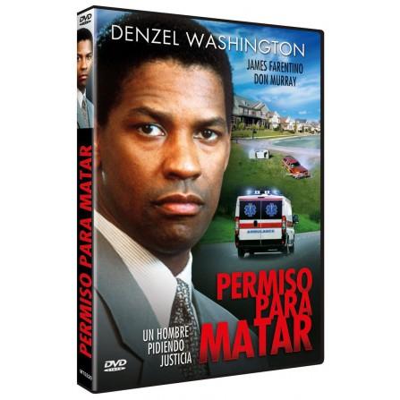 PERMISO PARA MATAR MAPETAC - DVD