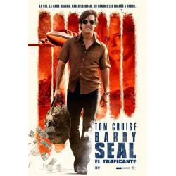 BARRY SEAL: EL TRAFICANTE SONY - DVD