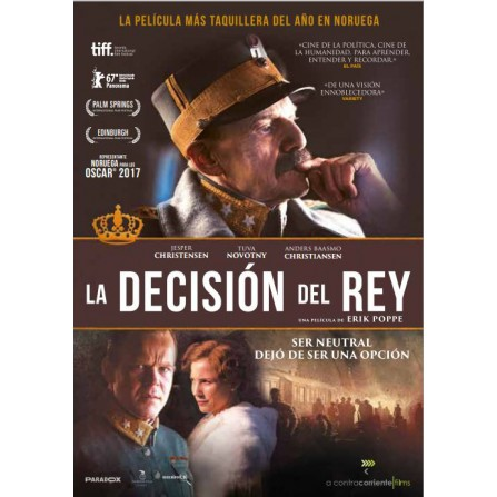 DECISION DEL REY, LA KARMA - DVD