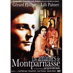 Los Amantes de Montparnasse - BD