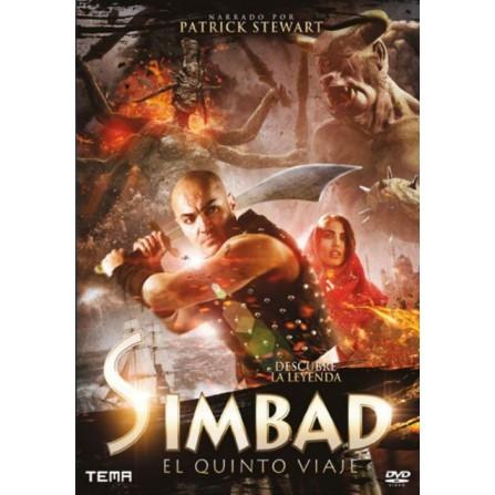 SIMBAD (QUINTO VIAJE ) KARMA - DVD