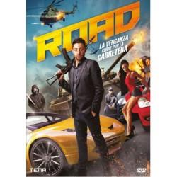 ROAD (venganza por carretera) KARMA - DVD