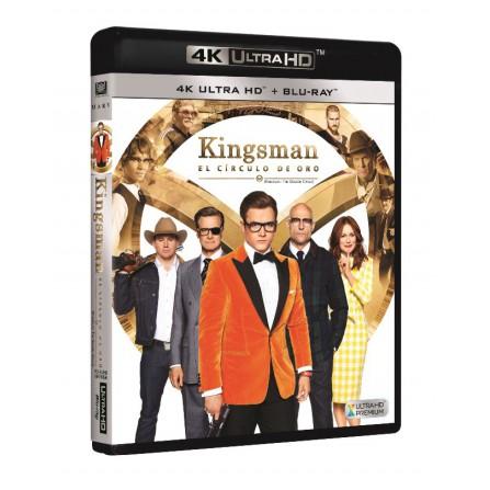 Kingsman: El círculo de oro (UHD)