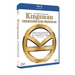 Kingsman: Servicio secreto + Kingsman: El círculo de oro - BD