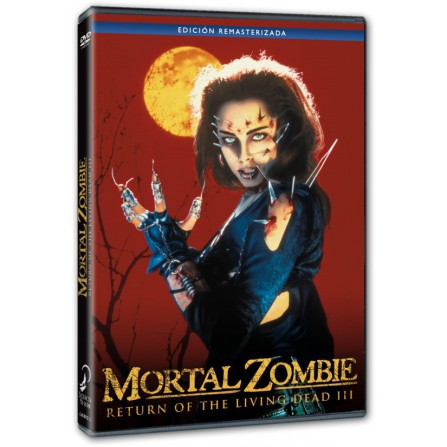 MORTAL ZOMBIE FOX - DVD