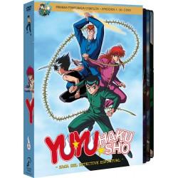 YU YU HAKUSHO BOX 1 1 a 28 FOX - DVD