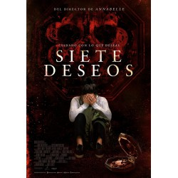 Siete deseos (Wish upon) - DVD