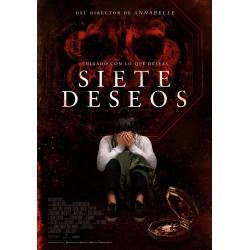 SIETE DESEOS DIVISA - BD