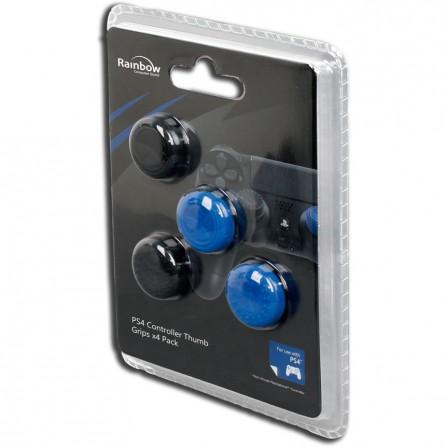 Grips (2 Azul + 2 Negros Precisión) - PS4