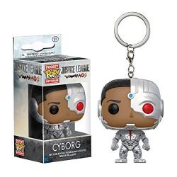 Llavero Pop Cyborg DC Justige League
