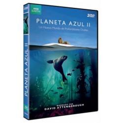 Planeta azul II - BD