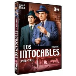 Los Intocables (1960-1961) - Vol. 3 - DVD
