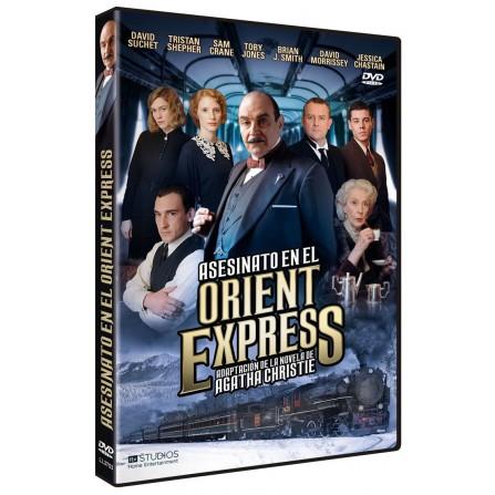 Asesinato en el Orient Express - DVD