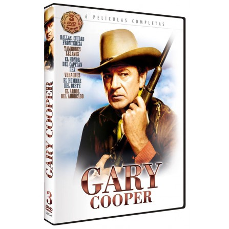 Recopilatorio Gary Cooper - DVD