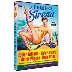 La primera sirena - DVD