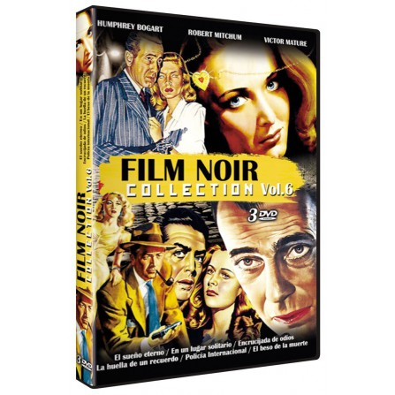 Film Noir Collection - Vol. 6 - DVD