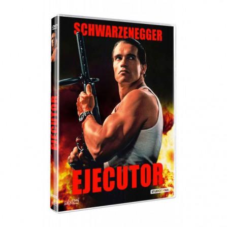 Ejecutor (raw deal) - DVD