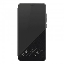 Funda visor Wiko View Black