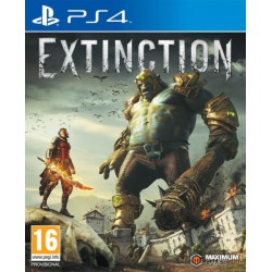 Extinction - PS4