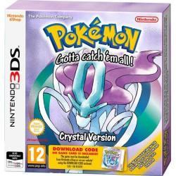 Pokemon Crystal (DLC) - 3DS